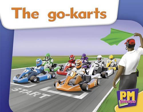 9780170133500: The Go-Karts PM Magenta Starters Two (PM Starters)
