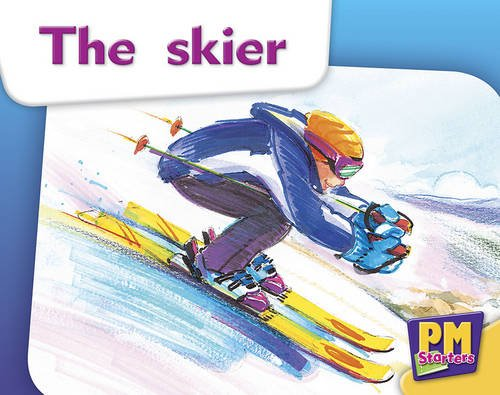 9780170133562: The Skier PM Magenta Starters Two (PM Starters)