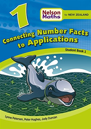 9780170133906: Nelson Maths for New Zealand: Student Book 1