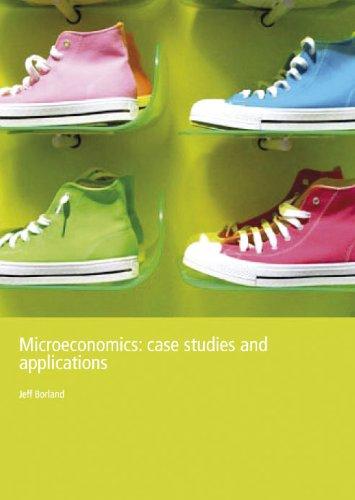 9780170134286: Microeconomics: Case Studies and Applications