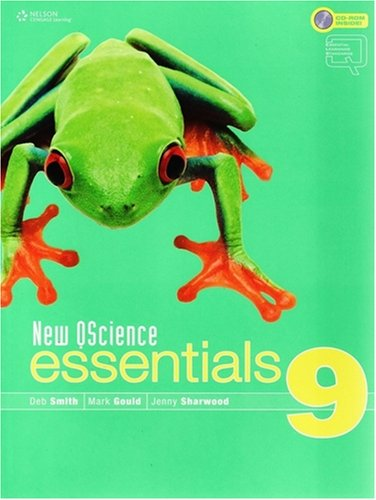 9780170134972: New Qscience Essentials 9 Student Book