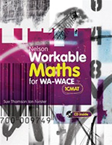 9780170136037: Workable Maths for WACE 1D MAT