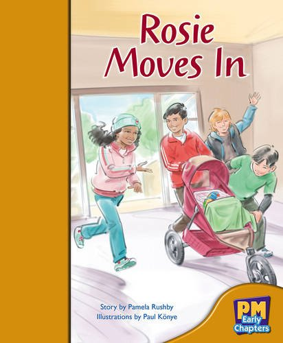 9780170136310: Rosie Moves in (PM Library Early Chapters)