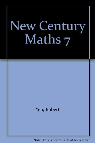 9780170136945: New Century Maths 7
