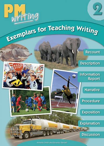 9780170160025: PM Writing Exemplar 2 Teaching Writing