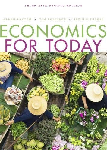 9780170160131: Bundle: Economics for Today + Global Economic Crisis GEC Resource Center Printed Access Card: Australasian Edition