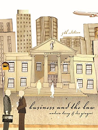 9780170178181: Business and the Law