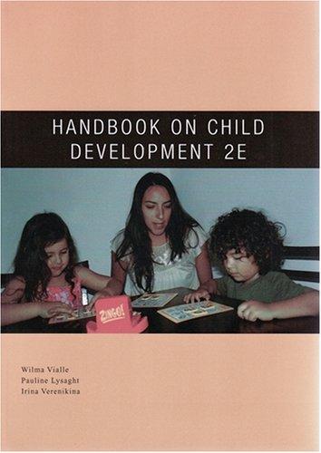 9780170178808: Handbook on Child Development