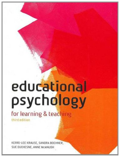 9780170181815: Educational Psychology: For Learning and Teaching