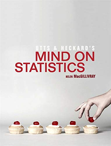 9780170183024: Utts and Heckard's Mind on Statistics