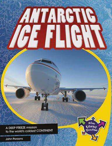9780170183741: Antarctic Ice Flight