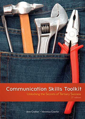 9780170184762: Communication Skills Toolkit: Unlocking the Secrets of Tertiary Success