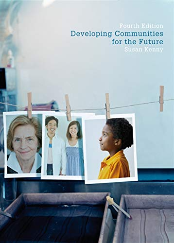 9780170186704: Developing Communities for the Future
