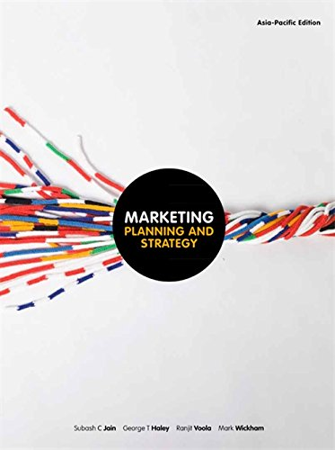 9780170189392: Marketing: Planning and Strategy