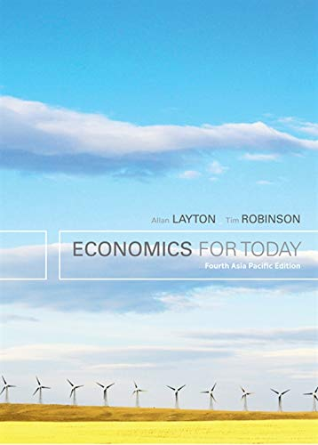 9780170190855: Economics for Today with Student Resource Access 12 Months