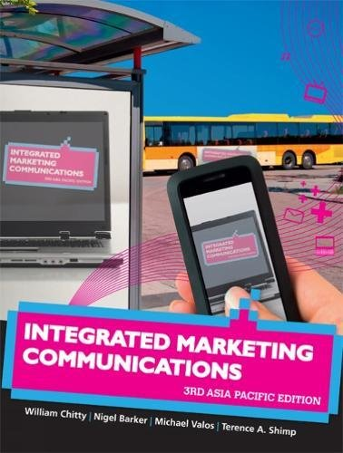 9780170191548: Integrated Marketing Communications: Asia Pacific Edition with Student Resource Access 12 Months