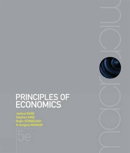 9780170191722: Principles of Economics