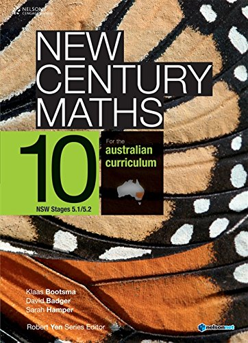 9780170194655: New Century Maths for the Australian Curriculum Year 10