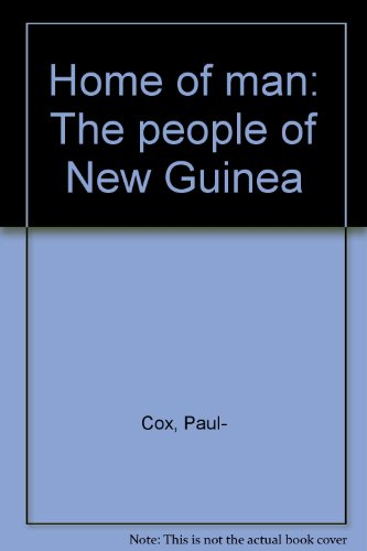 9780170195270: Home of man;: The people of New Guinea