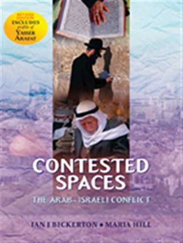 9780170197953: Contested Spaces: Historiography of the Arab/israeli Conflict Revised Edition