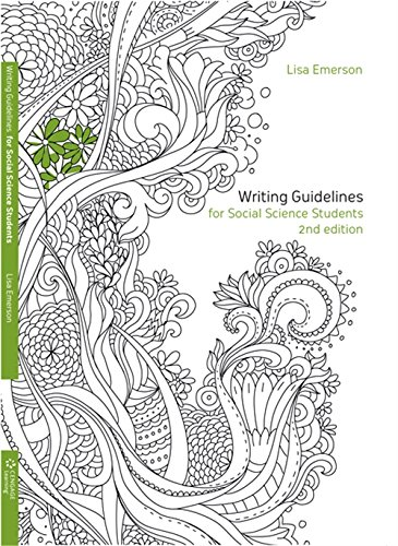 9780170212939: Writing Guidelines Social Sci