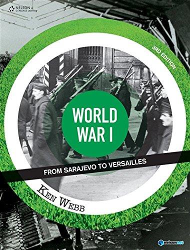 9780170215688: World War 1 From Sarajevo to Versailles