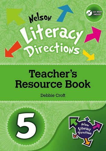 9780170217736: Nelson Literacy Directions 5 Teacher's Resource Book