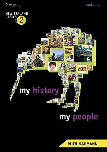 9780170217804: New Zealand Basics- 2 My History, My People