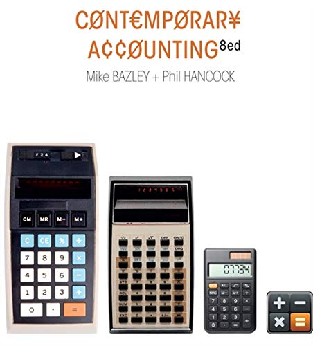 9780170223294: Contemporary Accounting