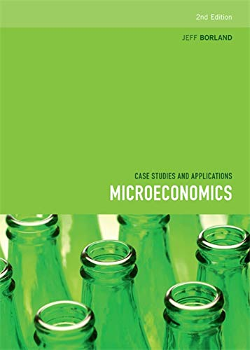 9780170225441: Microeconomics: Case studies and applications