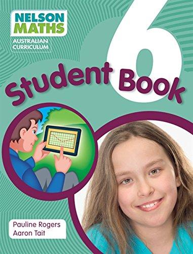 9780170227711: Nelson Maths Australian Curriculum: Student Book Year 6