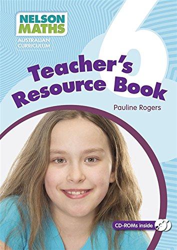 9780170227780: Nelson Maths: Australian Curriculum Teacher Resource Book 6
