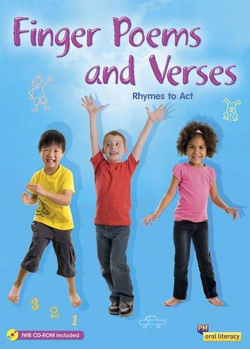 9780170228503: PM Finger Poems & Verses Big Book