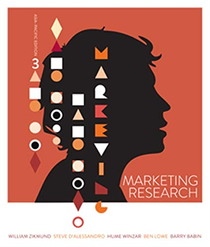 9780170236027: Marketing Research: 3rd Asia-Pacific edition