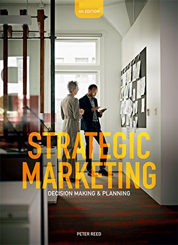 9780170241236: Strategic Marketing: Decision-making and Planning