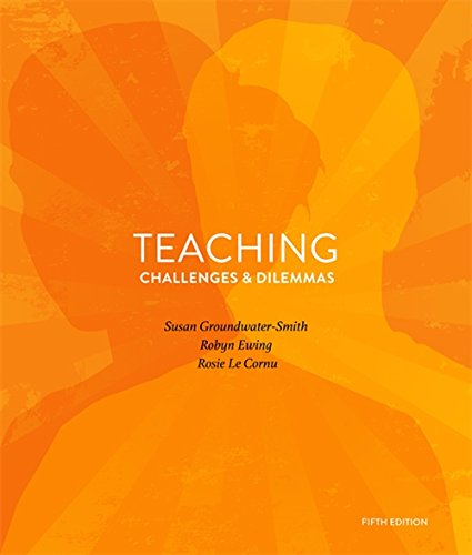 9780170246620: Teaching Challenges and Dilemmas