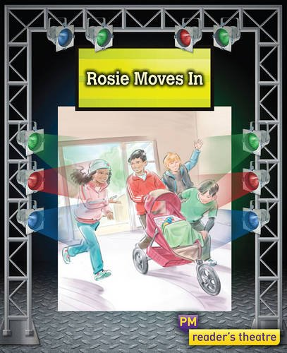 9780170258050: Rosie Moves in (PM Library Early Chapters)