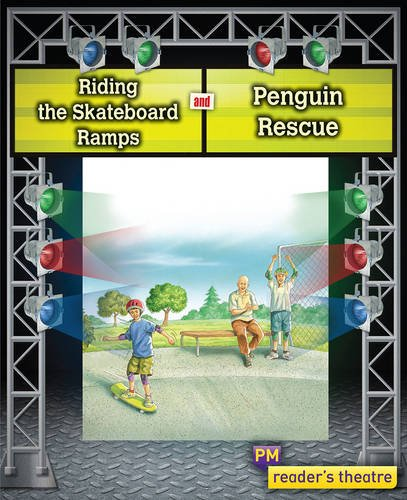9780170258128: Reader's Theatre: Riding the Skateboard Ramps and Penguin Rescue