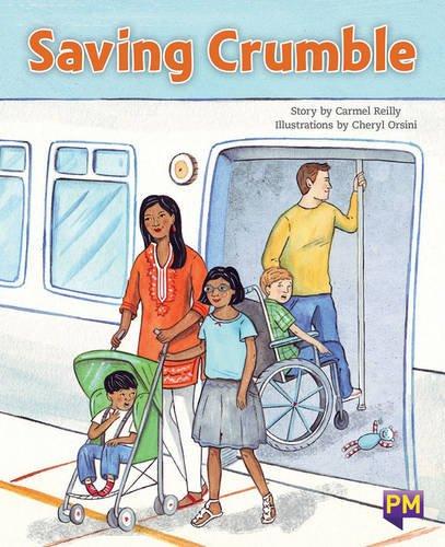 9780170349765: Saving Crumble