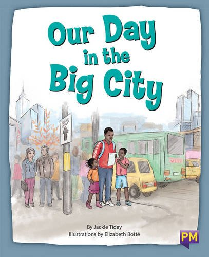 9780170349789: A Day in the Big City