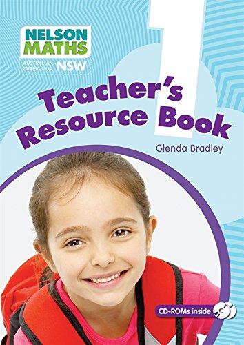 9780170352956: Nelson Maths Australian Curriculum NSW: Nelson Maths Australian Curriculum NSW Teacher Resource Book 1 Teacher Resource Book