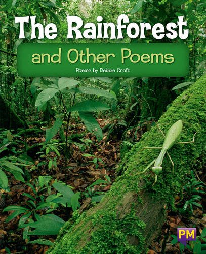 9780170354424: The Rainforest and Other Poems