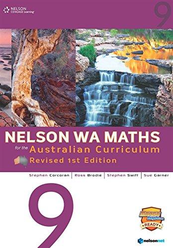 9780170361934: Nelson WA Maths for the Australian Curriculum: No. 9