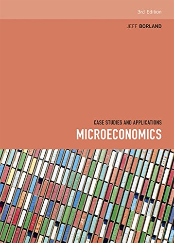 9780170365932: Microeconomics: Case Studies and Applications
