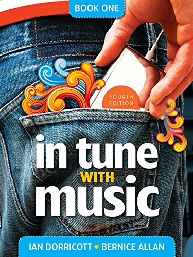 9780170380102: In Tune With Music Book 1