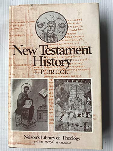 9780171220117: New Testament history (Nelson's library of theology)