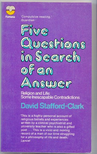9780171230185: Five Questions in Search of an Answer