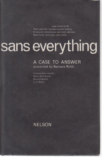 9780171380064: Sans Everything
