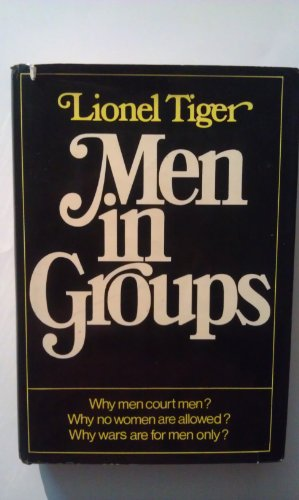 9780171380071: Men in Groups
