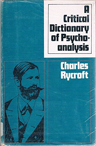 9780171380088: A critical dictionary of psychoanalysis